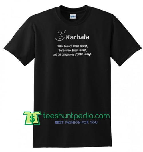 Muharram and Ahlul Bayt T shirts gift tees adult unisex custom clothing Size S-3XL