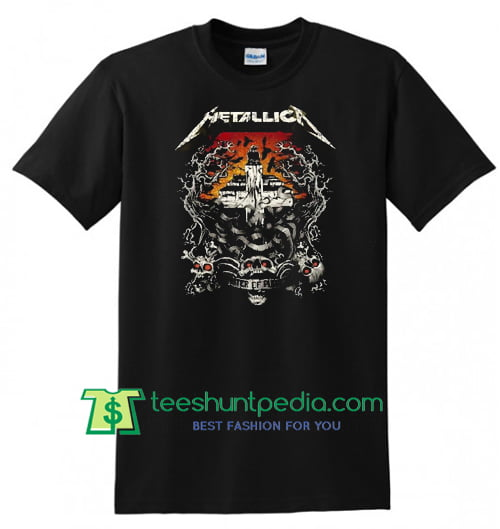 Metallica Camiseta R&sh Avenged Logo T shirt gift tees adult unisex custom clothing Size S-3XL