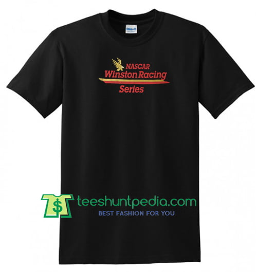 Nascar Winston Racing Series T Shirt gift tees adult unisex custom clothing Size S-3XL