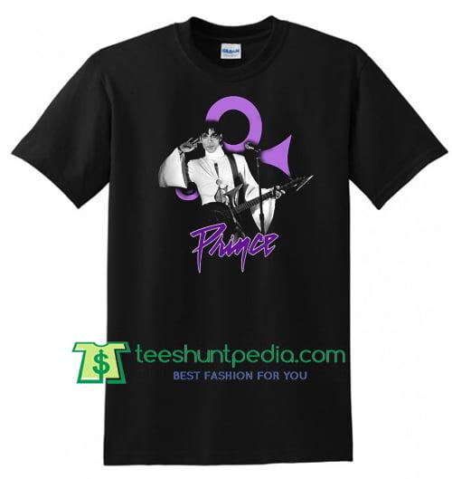Prince T Shirts, Purple Rain for Prince Shirt gift tees adult unisex custom clothing Size S-3XL
