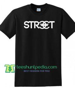 STREET CH PARODY T Shirt gift tees adult unisex custom clothing Size S-3XL