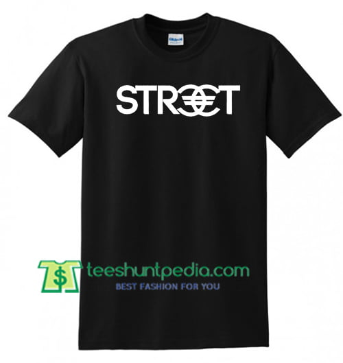 77b7bf8a27 STREET CH PARODY T Shirt gift tees adult unisex custom clothing Size S-3XL