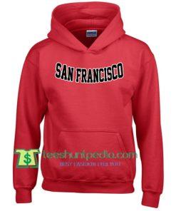Sanfrancisco Hoodie Maker Cheap