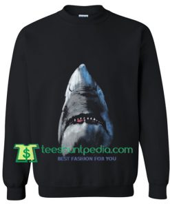 Shark Print Sweatshirt Maker Cheap