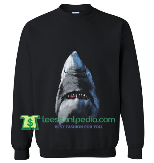 Shark Print Sweatshirt Maker Cheap