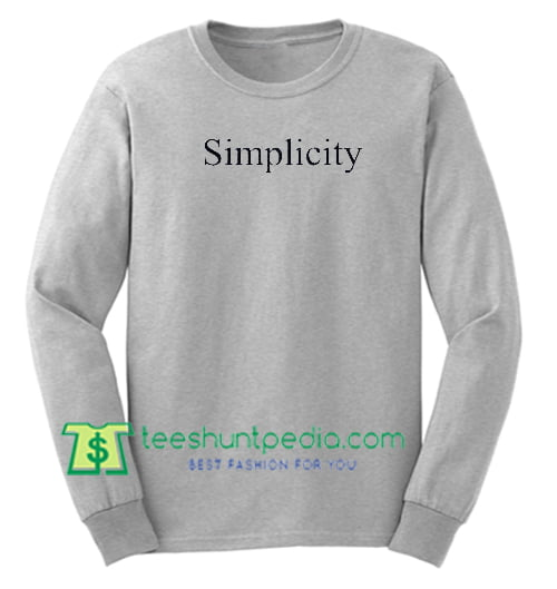 Simplicity Sweatshirt Maker Cheap
