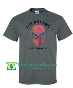 The Amazing Spiderman T Shirt gift tees adult unisex custom clothing Size S-3XL