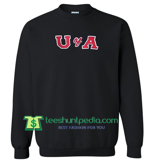 U of A Sweatshirt Maker Cheap