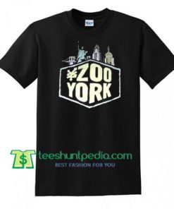 Zoo York T Shirt gift tees adult unisex custom clothing Size S-3XL
