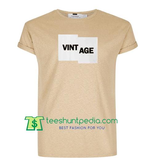 238e528a37f Vintage T Shirt gift tees adult unisex custom clothing Size S-3XL