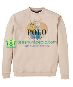 'Bear and Rabbit' Sweatshirt Maker Cheap