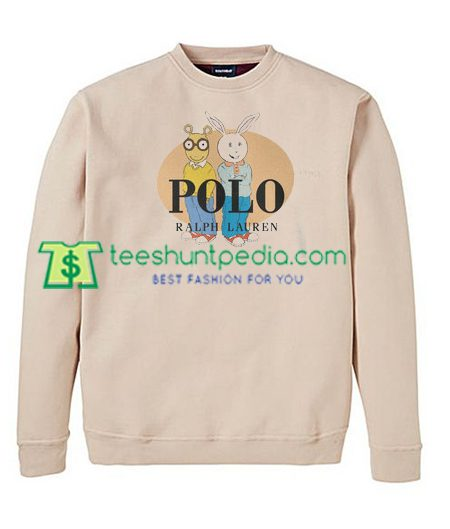 'Bear and Rabbit' Sweatshirt Maker Cheap