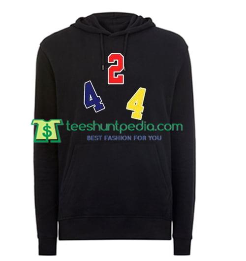 424 Logo Print Hoodie Maker Cheap
