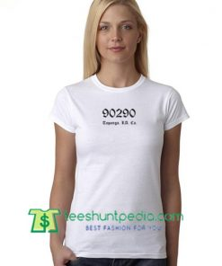 90290 Topanga Los Angeles California T Shirt gift tees adult unisex custom clothing Size S-3XL