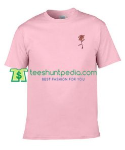 A Rose T Shirt gift tees adult unisex custom clothing Size S-3XL