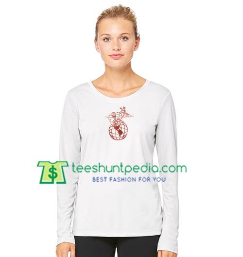 Angel Anchor Sweatshirt Maker Cheap