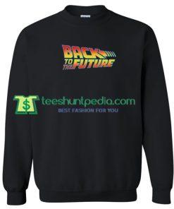Back To The Future Sweatshirt Maker Cheap