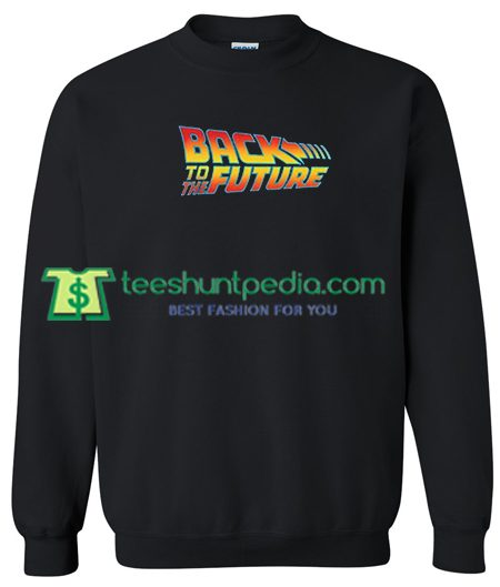 Back To The Future Sweatshirt Maker Cheap