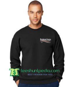 Balenciaga 2017 Sweatshirt Maker Cheap