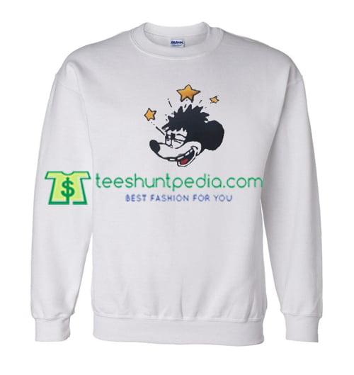 Crazy Mouse Sweatshirt Maker Cheap