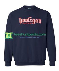 Hooligan Streetwear Classic Sweatshirt Maker Cheap