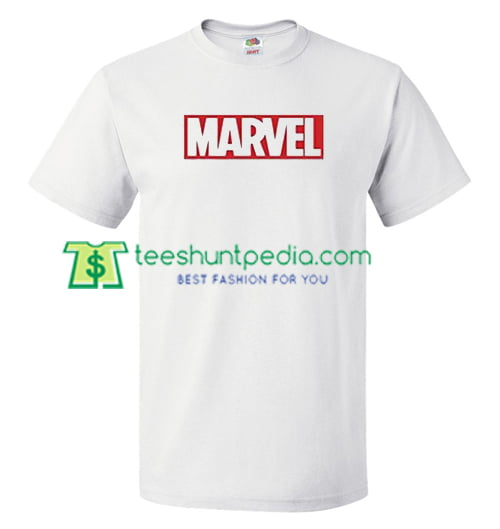 Marvel T Shirt gift tees adult unisex custom clothing Size S-3XL