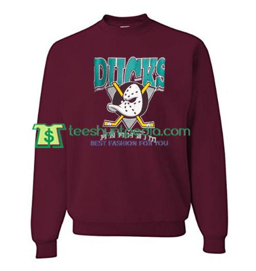 Mighty Ducks Sweatshirt Maker Cheap