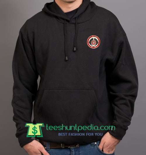 Orange Circle Hoodie Maker Cheap