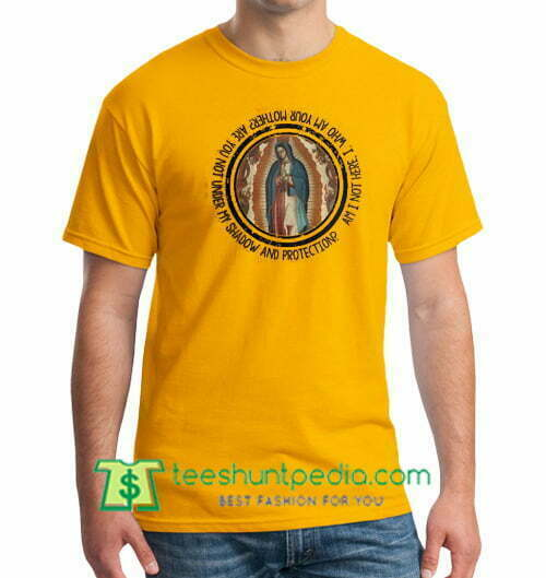 86e7f39bb9a5 Our Lady of Guadalupe, Message of the Virgin to St Juan Diego, Catholic  Shirt gift tees adult unisex custom ...