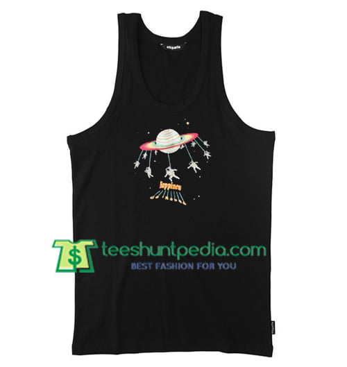 Planet Straps Tanktop gift shirt unisex custom clothing Size S-3XL