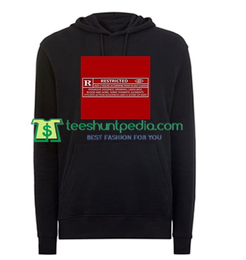 Restricted Hoodie Maker Cheap