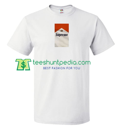 5653d004c484 SUPREME MARLBORO T Shirt gift tees adult unisex custom clothing Size S-3XL
