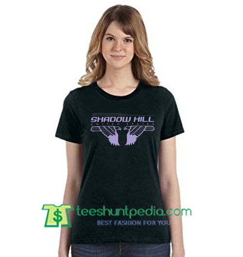 Shadow Hill United States Jet Eagle T Shirt gift tees adult unisex custom clothing Size S-3XL