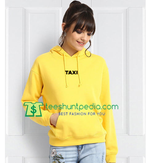 Taxi Hoodie Maker Cheap