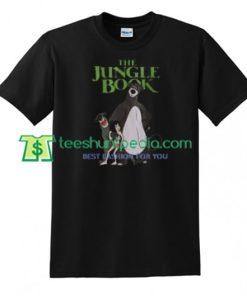 The 86 best jungle Shirt Disney The Jungle Book T Shirt gift tees adult unisex custom clothing Size S-3XL