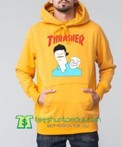 Thrasher Gonz Hoodie Maker Cheap