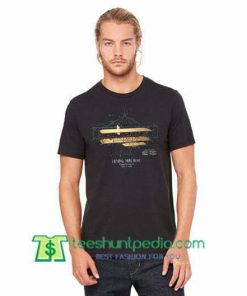 Wright Brothers Flying Machine Patent Tshirt, Aviation Patent Shirt gift tees adult unisex custom clothing Size S-3XL