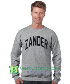 Zander Sweatshirt Maker Cheap