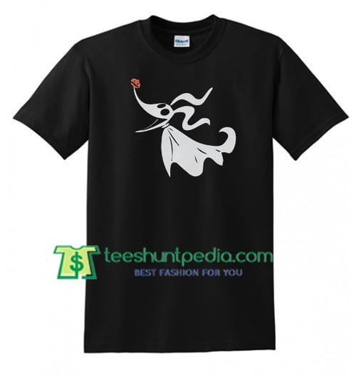 609b8f46f Zero Shirt, Nightmare Before Christmas, Disney Halloween, Mickey Halloween, Disney  Shirts gift tees adult unisex custom ...