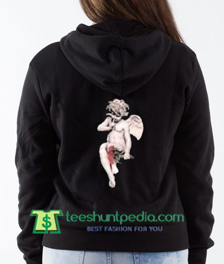 Angel Back Hoodie Maker Cheap