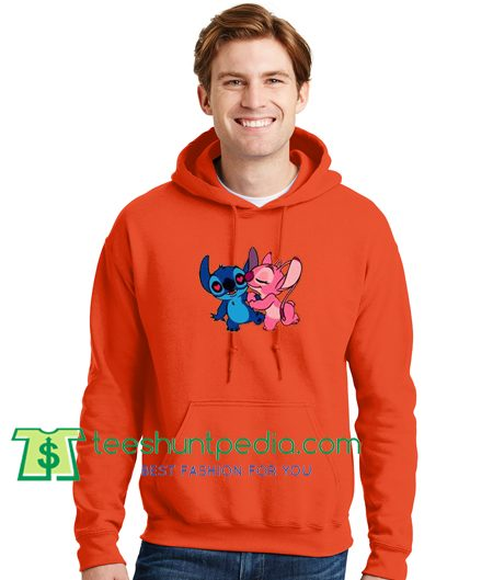 Angel Kiss Stitch Hoodie Maker Cheap