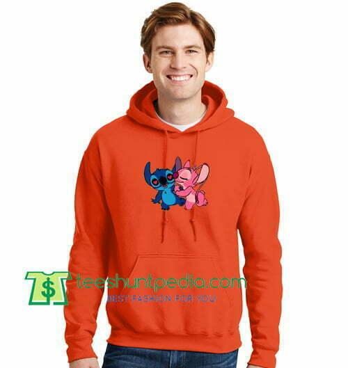 Angel Kiss Stitch Hoodie Maker Cheap