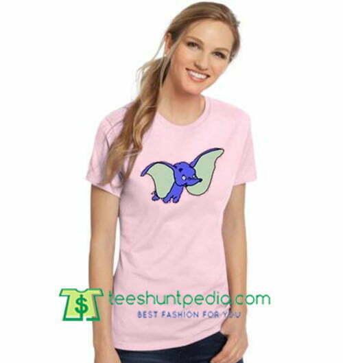 Baby Elephant T Shirt gift tees adult unisex custom clothing Size S-3XL