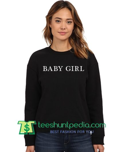 Babygirl Sweatshirt Maker Cheap