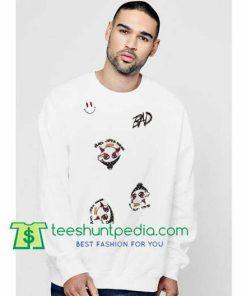 Bad Vibes Forever Sweatshirt Maker Cheap