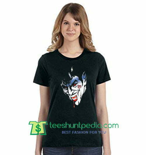 Demon Devil T Shirt gift tees adult unisex custom clothing Size S-3XL