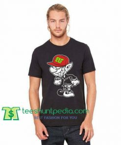 Elf Christmas Shirt gift tees adult unisex custom clothing Size S-3XL