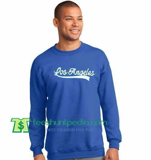 Los Angeles Sweatshirt Maker Cheap