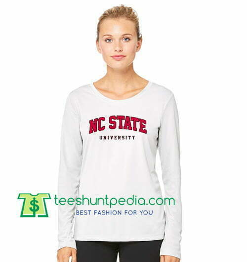 NC State University Sweatshirt Maker Cheap