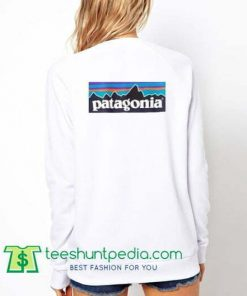 Patagonia Logo Back Sweatshirt Maker Cheap